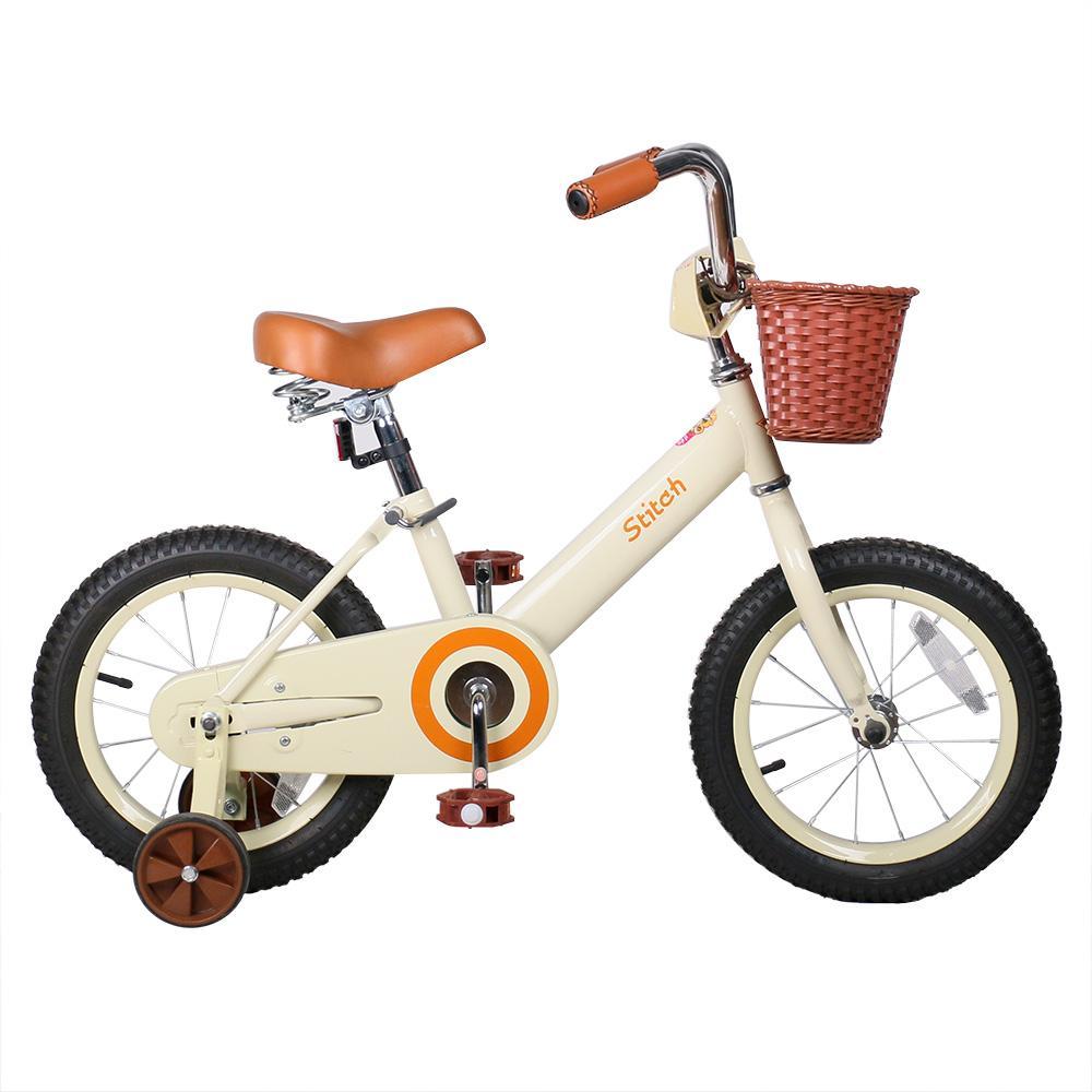 Joystar 14 Inch Girls Bicycle Stitch Forest Princess Kids Bi Ke