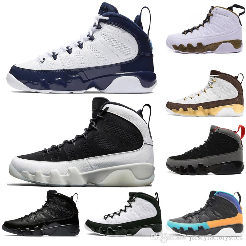 8320fbea7e149b Hot Cheap 9 9s Dream It Do It UNC Mop Melo Mens Basketball Shoes LA OG  Space Jam Men Bred Anthracite Black Sports Sneakers Designer Size7 13 Men  Shoes ...