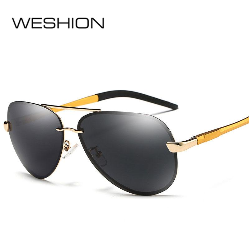 8e17258e66 Pilot Retro Sunglasses Men Polarized Women Oval Luxury Brand 2018 ...