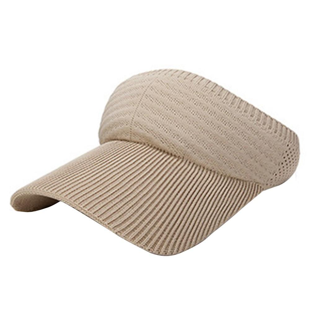 Women Summer Sun Protection Fashion Outdoor Sports Baseball Tennis Casual  Adult Daily Cap Hats And Caps Skull Caps From Arrowhead ad83fb86a2e
