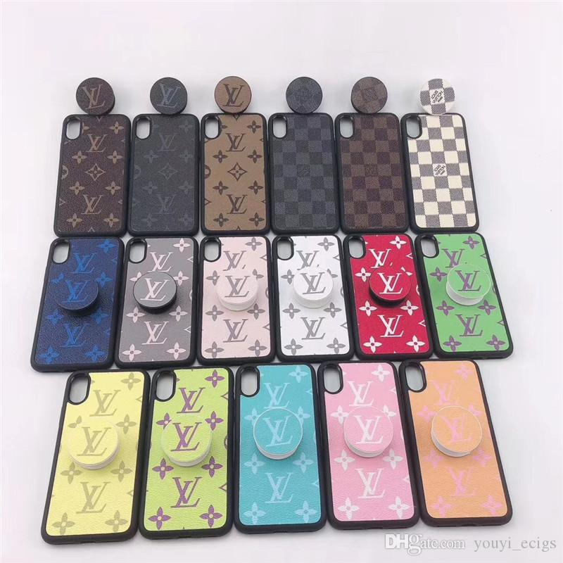 Cell Phone Cases With Phone Holder Luxury Cases For Apple Iphone Multicolor Kickstand Cell Phone Accessories