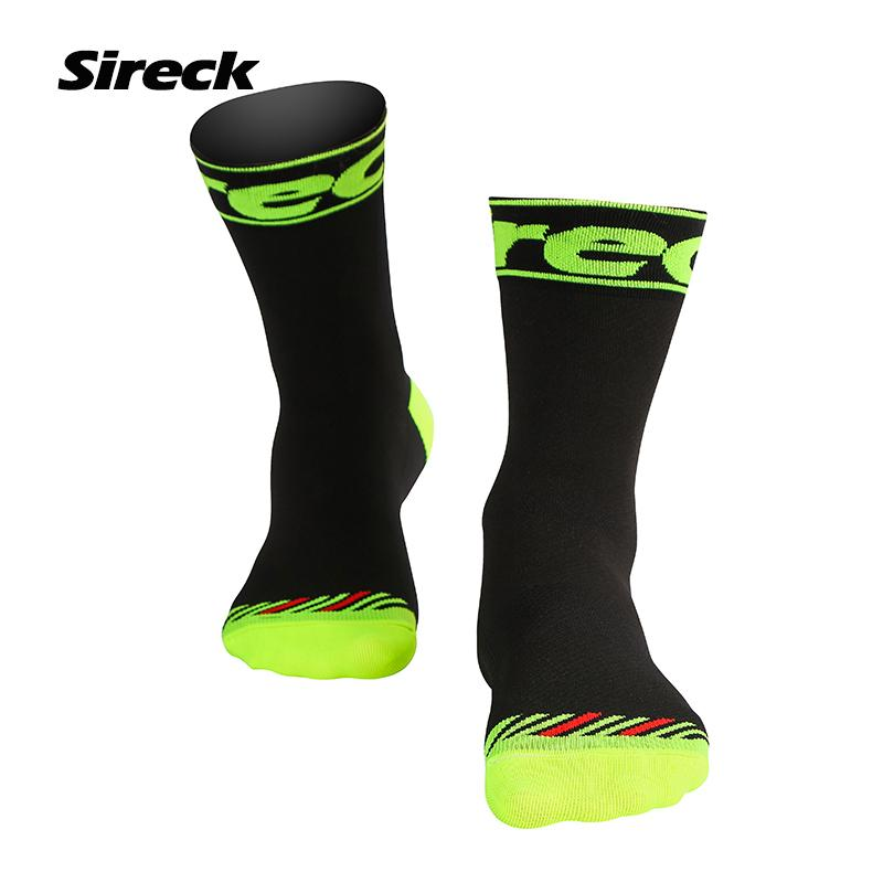 Sireck Coolmax Road Bike Socks Mountain Cycling Socks Breathable Anti-sweat Sport Bicycle Accessories For Women Men