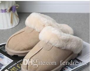 Best Women\\\\\\\'S Snow Boots 2020 2020 Cotton Slippers Men Women Snow Boots Warm Casual Indoor