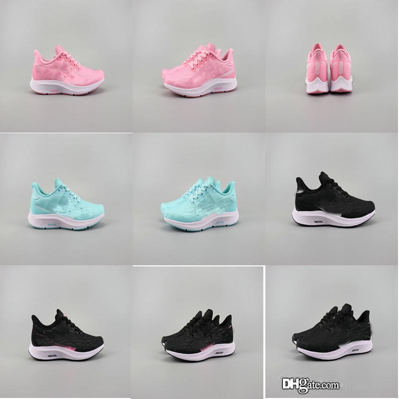 b27005f4ff2 2019 Women Designer Shoes Air Zoom Pegasus Lunar 36 Running Sneakers Woman  Running Chaussure Designer fashion luxury designer women shoes