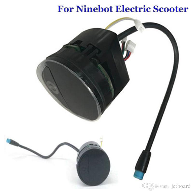 Dashboard Dash Board for Segway by Ninebot ES1 ES2 ES3 ES4 Electric  Kickscooter Scooter Parts Panel Display Accessories