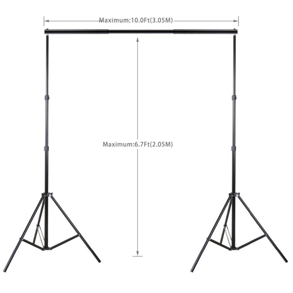 Backdrop Support Stand with Carry Bag07