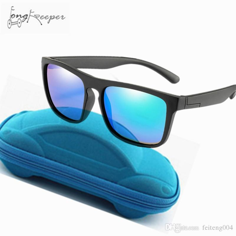 f7fb22a822379 2019 2019 Cycling Kids Sunglasses Polarized Child Baby Bike Sun Glasses  UV400 Eyewear Sports Infant Oculos De Sol With Car Case  87208 From  Feiteng004