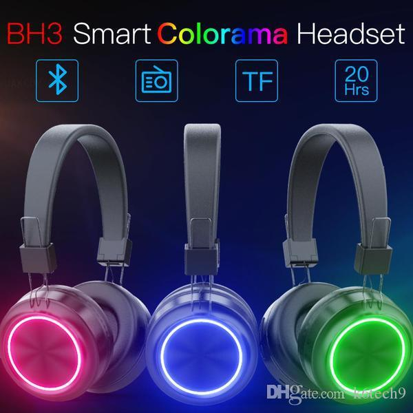 JAKCOM BH3 Smart Colorama Headset New Product in Headphones Earphones as guangdong wearable revolver co2 celular