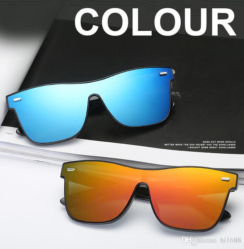 Moda Kedi Göz Güneş Gözlüğü Marka Tasarımcısı lady kadın ayna Puan Güneş Gözlükleri kadınlar için lunettes femme rıht ...