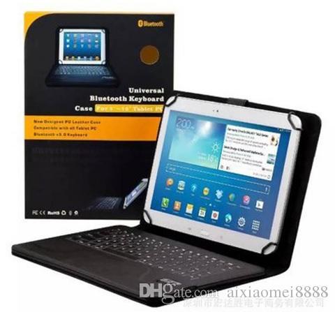 """Tastiera Bluetooth con coperchio Smart Case Touchpad per tablet da 9 /""""e"""