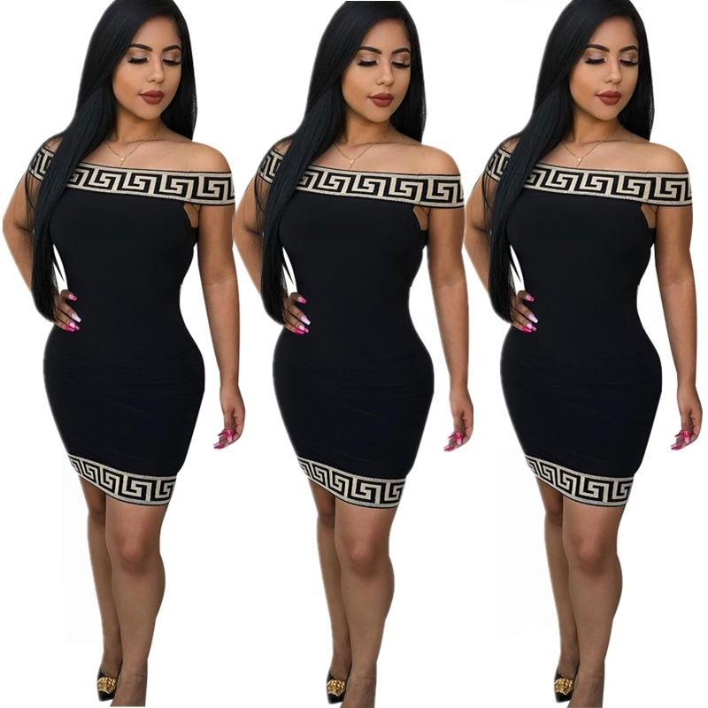 Women Sexy Given Bodycon Dresses Strapless Off the Shoulder OL Work Dress Vestidoes