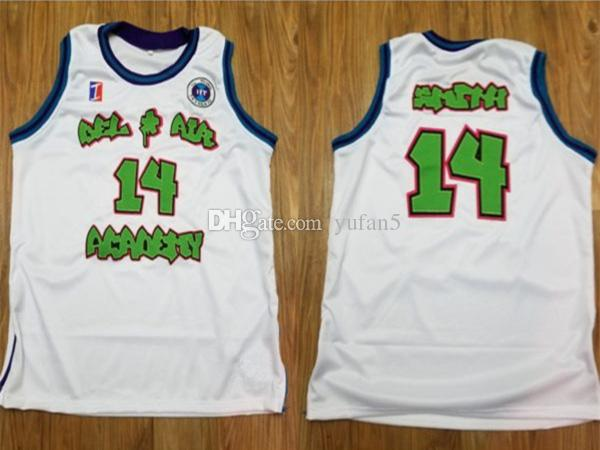 9d4692385 2019 Bel Air Academy Fresh Prince Edition  14 Will Smith Basketball Jersey  Mens Stitched Jerseys From Yufan5