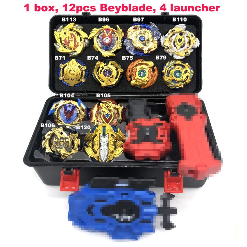 Drop shipping Beyblade Burst Toys set Launcher Starter and Arena Bayblade Metal Fusion God Spinning Top Bey Blade Blades gift