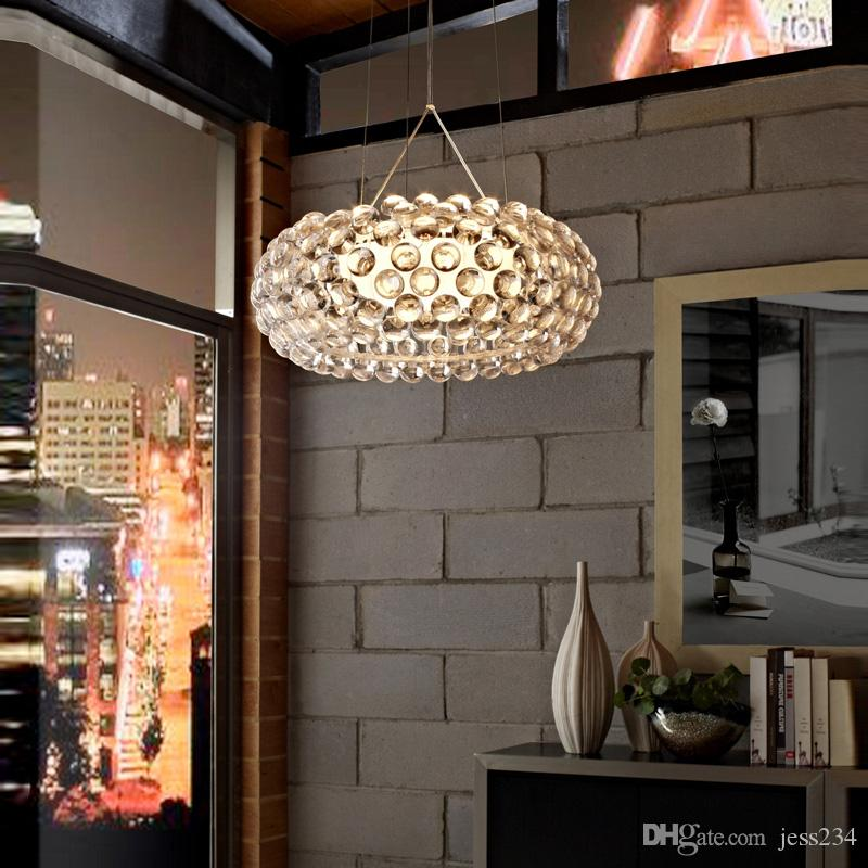 JESS Modern Kitchen Led Pendant Light Sconce For Dining Room Restaurants Bar Lamp Nordic Raindrop Ball Lamps Drop Lights Hanging Fixtures