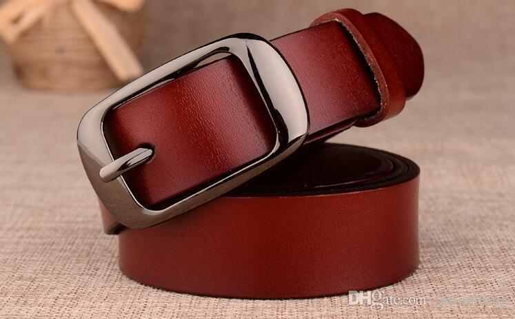 abcHot lady leather belt tide cowhide women's leather belt decoration fashion all-match manufacturers direct sales