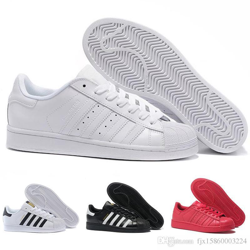 6402902f Compre 2018 Barato Diseñador De Zapatos Casuales Originales Zapatos  Holograma Blanco Iridiscente Junior 80s Orgullo Mujer Hombre Zapatos De Los  Planos 36 44 ...