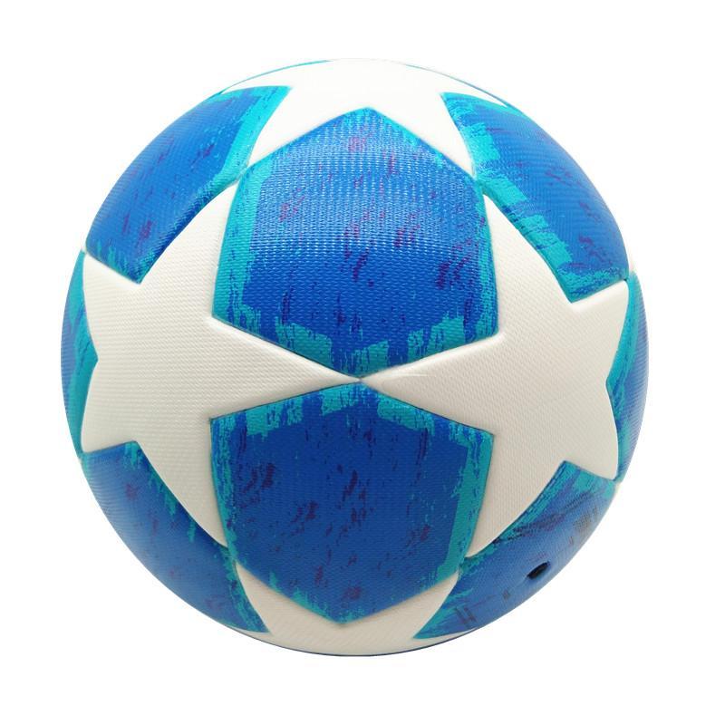 453cb410193a6 Compre 2018 19 Football Ball For Champions League De Calidad Superior  Tamaño 5 Balón De Fútbol Entrenamiento Deportivo Seamless PU Football Futbol  Voetbal A ...