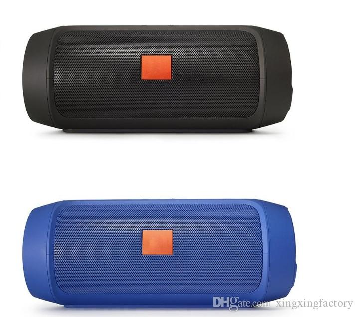 Bluetooth Speakers Subwoofer Speaker Wireless Bluetooth Mini Speaker Charge 2+ Deep Subwoofer Stereo Portable Speakers WITHOUT LOGO