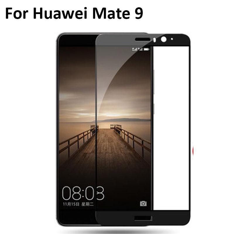 93652921f57 Descargar Protector De Pantalla 2 Unids Cubierta Completa De Vidrio  Templado Para Huawei Mate9 Protector De Pantalla Película Endurecida Para  Huawei Mate 9 ...