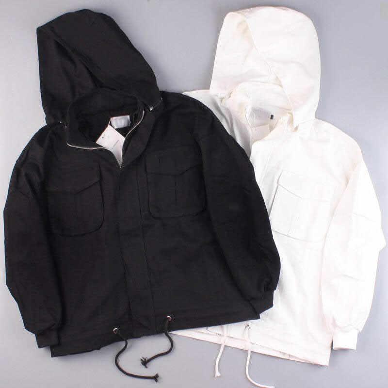 Hot New Men Women Brand Thick Hooded Jackets Casual Zipper Designer ... f9cec6811e