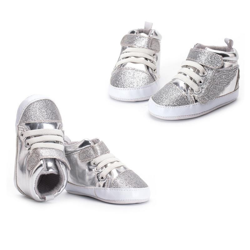 65b5d9e90d0 Baby Toddler Shoes Children S Winter Indoor Outdoor Warm Fashion Silver  Wings Baby Toddler Casual Shoes Hook And Loop Boys Gym Shoes Athletic Shoes  For Kids ...