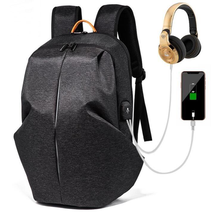 Backpack Men S Casual Waterproof Computer Bag Fashion Sports Backpack  Student Bag Travel Purse Mens Womens USB Charging Backpack Herschel  Backpacks Best ... cb92402cdc