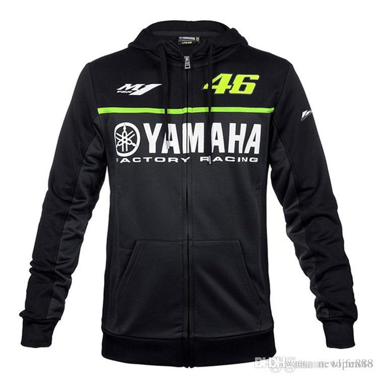 Moto GP hoodie racing moto riding For yamaha hoody clothing jacket men jackets cross Zip jersey sweatshirts Windproof 062