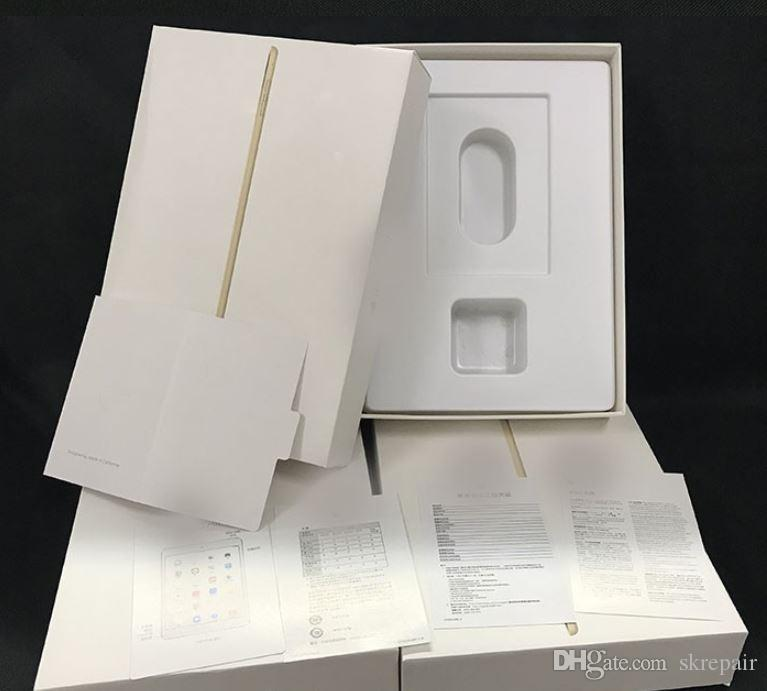 1pcs For ipad 2 3 4 5 6 mini 1 2 4 9.7 10.5 12.9 Empty Package Packing Box Case Without Accessories box print IMEi