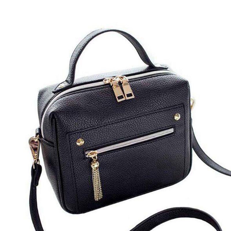 0a5c009ccc Female Minimalist Crossbody Bag Small Women Shoulder Bag Tassel Women  Messenger Bags Tote Handbag Designer Bolsa Feminina Pp 485 Handbag Sale Side  Bags From ...