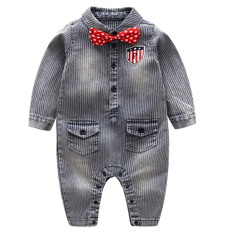 Styledress Baby Kleidung Set Strampler Strap Gestreifter Overall Sommer Neugeborenes Baby M/ädchen Jungen Spitze Bowknot Strampler Jumpsuit Outfits Spielanzug Kleider Set