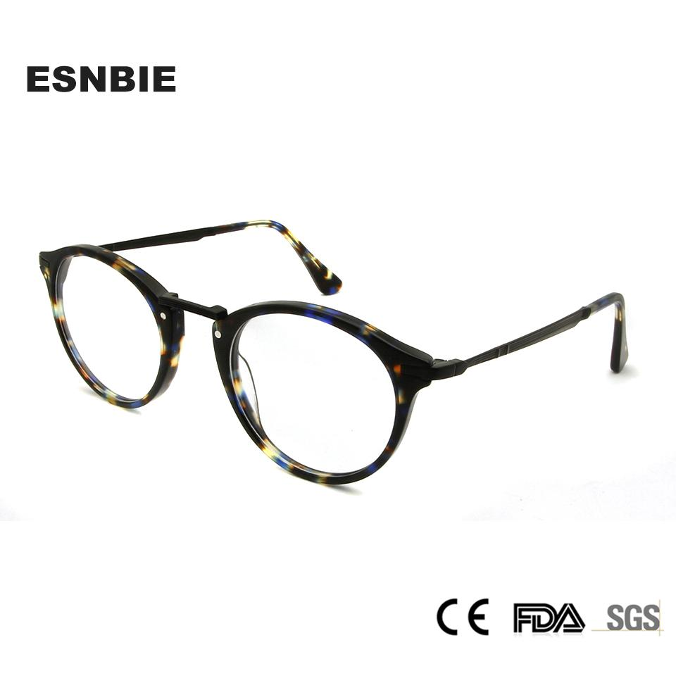 859d911f65f 2019 Original Acetate Glasses Frame Women Optical Frames Man Round  Eyeglasses 49mm Retro Korean Eyewear Brands Monturas De Lentes From  Marquesechriss