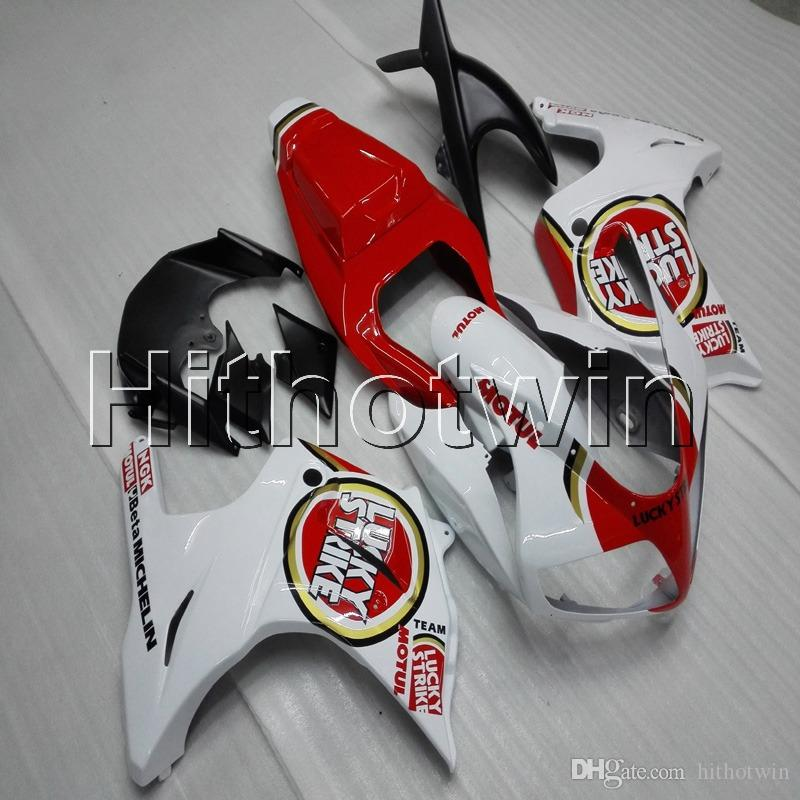 23colors Gifts red white motorcycle cowl for Suzuki SV650 SV 650 1000 S  03-11 ABS Plastic motor Fairing kit