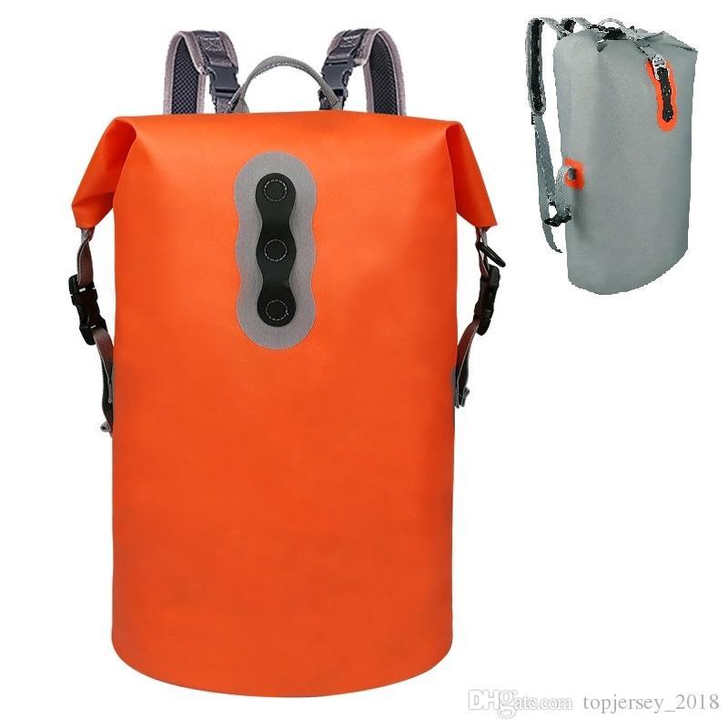 14c57feef9 2019 16L Military Waterproof Floating Dry Bag Backpack Drift Canoe Kayak  Fishing  234676 From Topjersey 2018