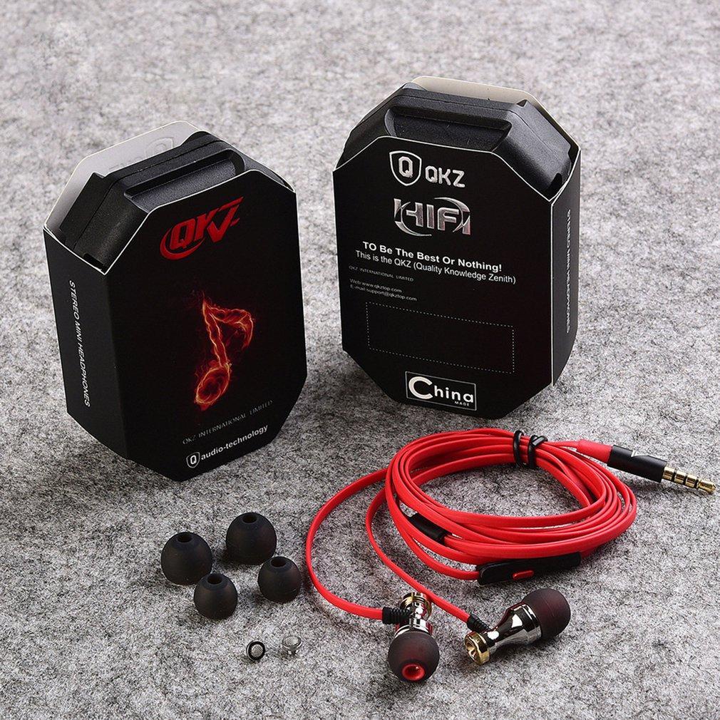 e7b12065d31 KD1 In-ear Earphone with Microphone Noise-canceling HIFI Stereo Bass ...