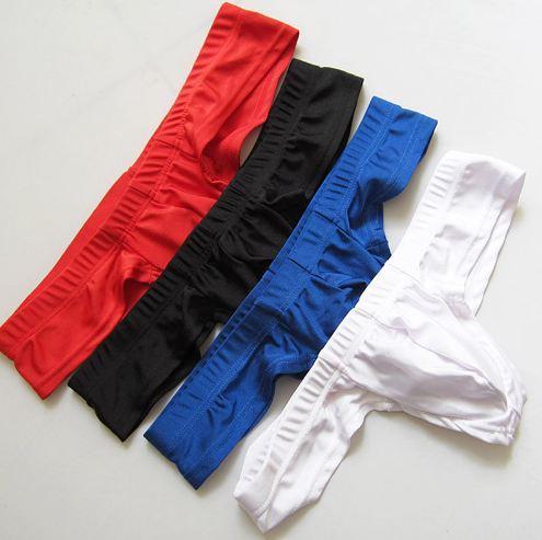 1f0d7ab48225 Cueca boxer hombres ropa interior mini boxer lencería sexy gay para hombre  ropa interior boxeadores cortos baratos calzoncillos de tiro bajo bragas ...