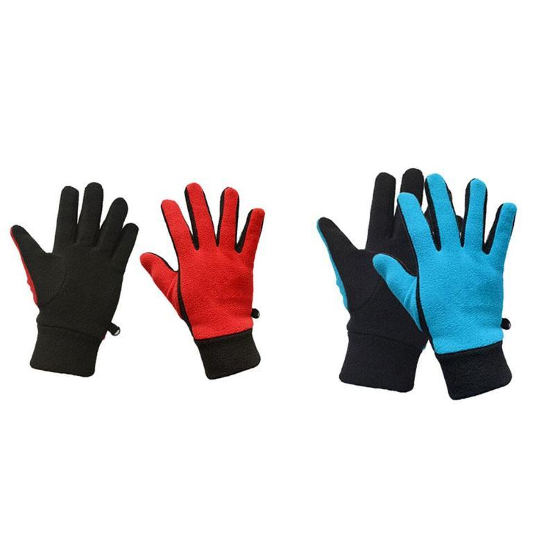 Bekleidung Weitere Sportarten Klettern Handschuhe Fahrradhandschuh Rutschfeste Winterhandschuhe Outdoor