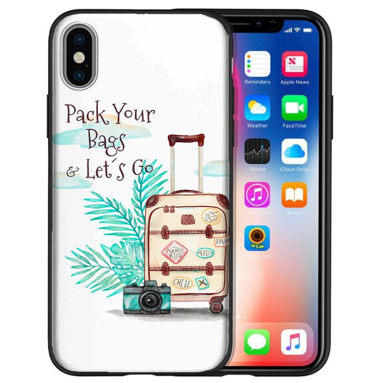 coque iphone xr travel