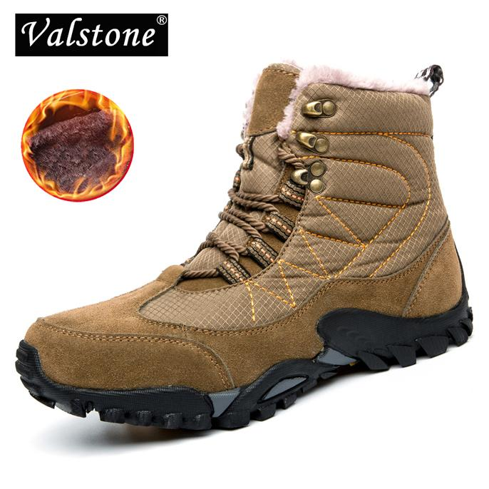dc5886757d4c2c Wholesale Waterproof Men'S Snow Boots Warm Keep Winter High Top Sneakers Outdoor  Comfortable Ankle Boot Rubber Shoes Plus Size 48 Winter Shoes Low Boots ...