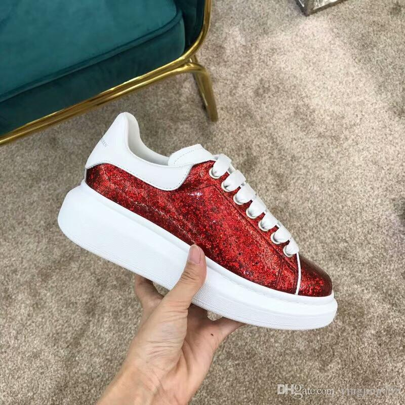 e95f7fa907 2019 Best Designer Casual Shoes Women Men Mens Daily Lifestyle  Skateboarding Shoe Luxury Trendy Platform Walking Trainers Jx18121505 Sneakers  Shoes Geox ...