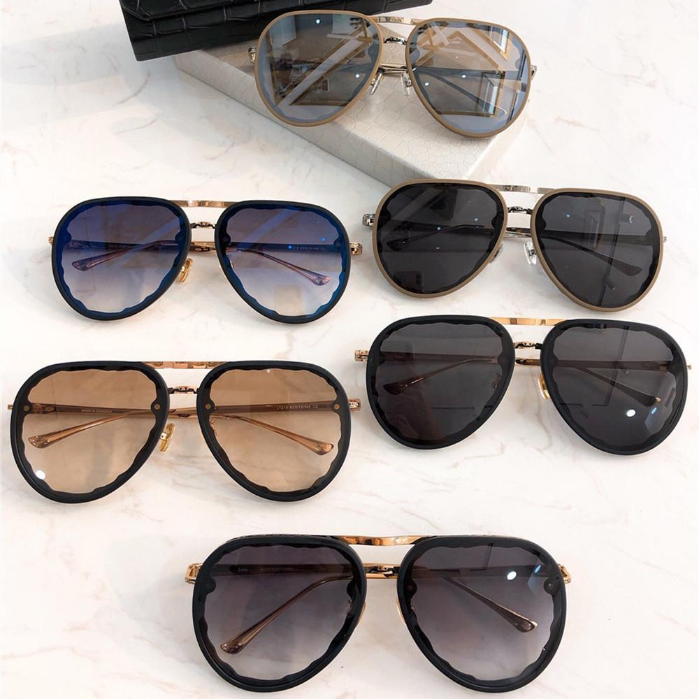 8e8791074ee9 2019 Hot Designer Sunglasses Vintage Brand Oversized Pilot Glasses ...