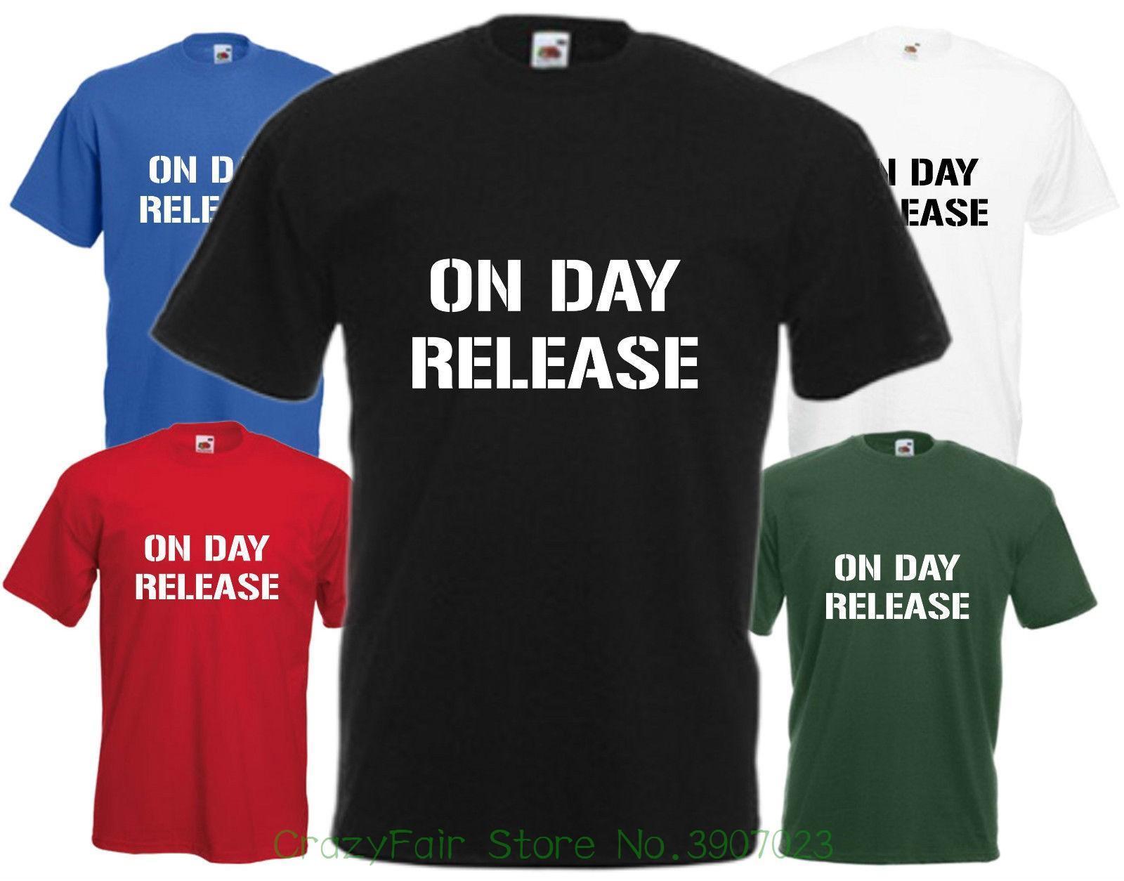 T Shirt Weihnachten.Am Tag Ver Ffentlichung T Shirt Weihnachten Oberteil Comedy Prison Slogan Short Sleeve Tshirt Cotton T Shirts