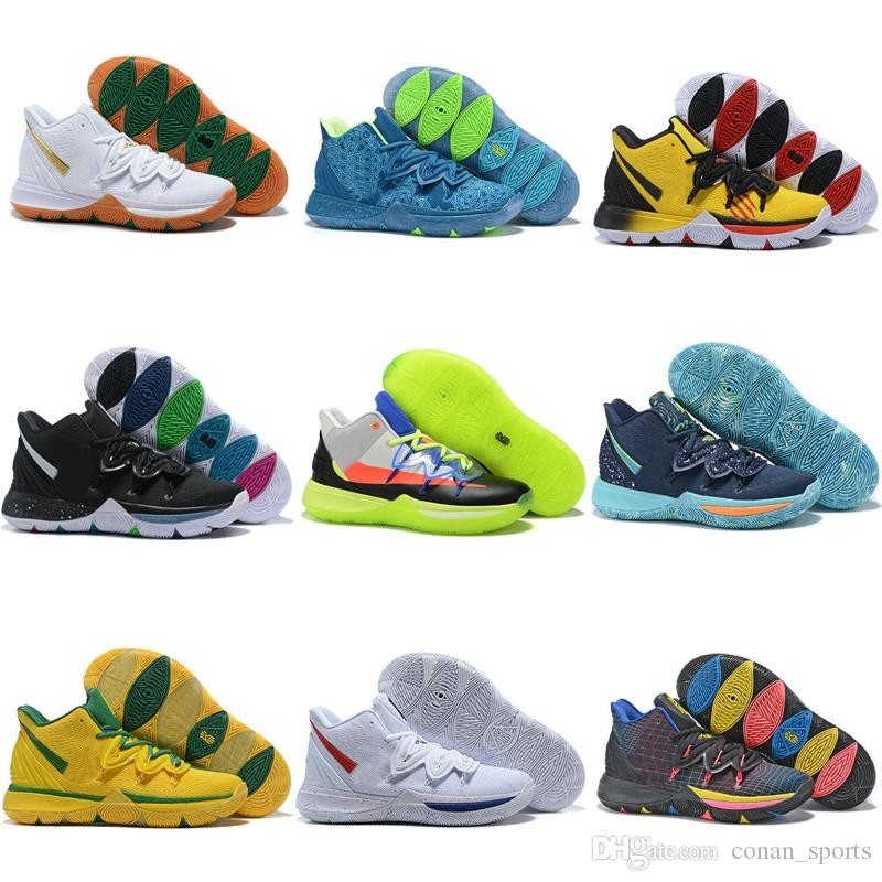 latest design half price official supplier Acheter Nouveau Baskets Kyrie 5 Baskets All Star Kyrie Irving 5S ...
