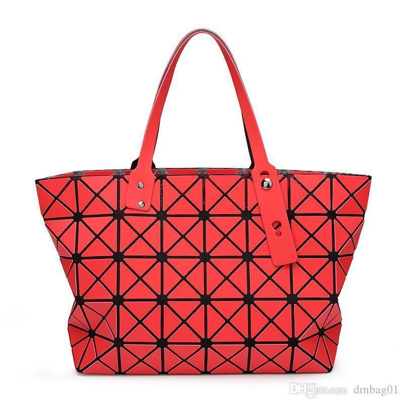 2d313ca56014 Pink Sugao Designer Handbag Women Luxury Crossbody Bags Geometric Shape  Folding Bag Fashion Clutch Bag Matte Frosted Handbags PVC Lady Bag
