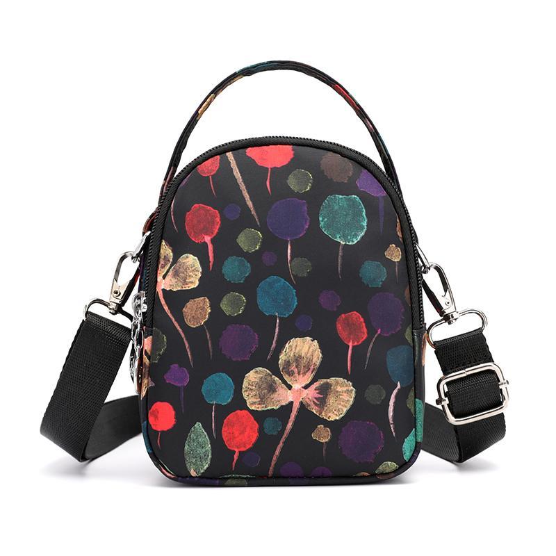6e111311410b 2019 Fashion JIELSHI Multi Pocket Design Casual Shoulder Bag For Young  Girls Fashion Women Nylon Handbags Small Crossbody Women Bags Mens Bags  Messenger ...
