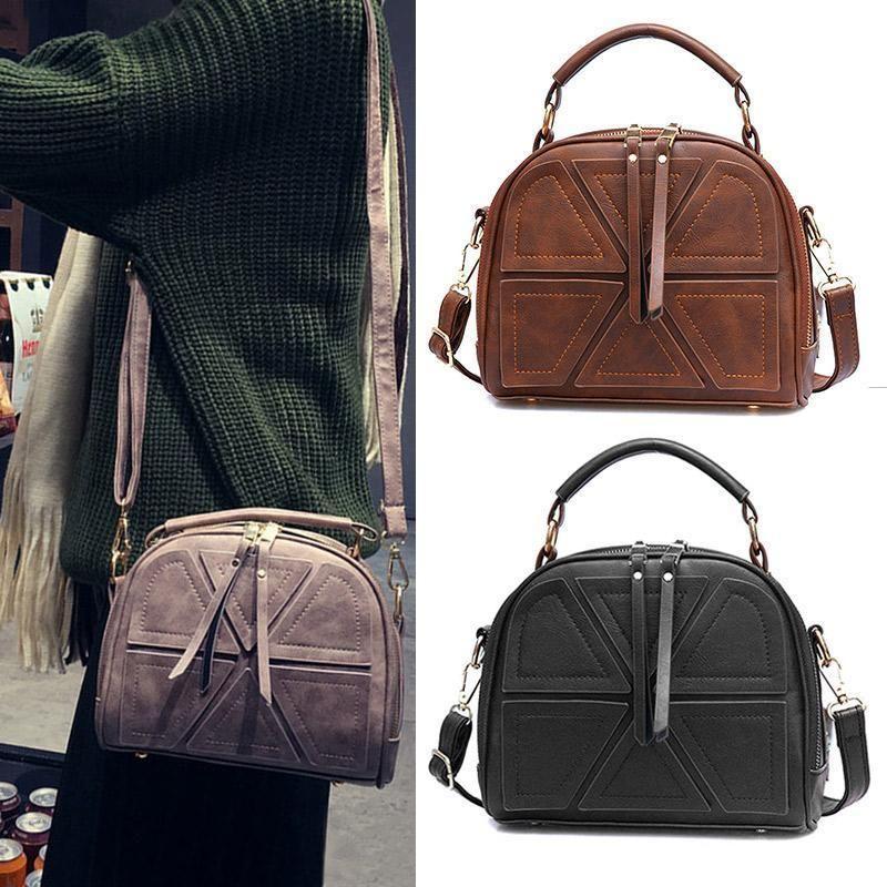 fdd34469de Women Shoulder Crossbody Bag Pu Zipper Vintage For Travel Money Mobile  Phone Best Tide Wt Designer Handbags On Sale Wholesale Purses From  Derrick87