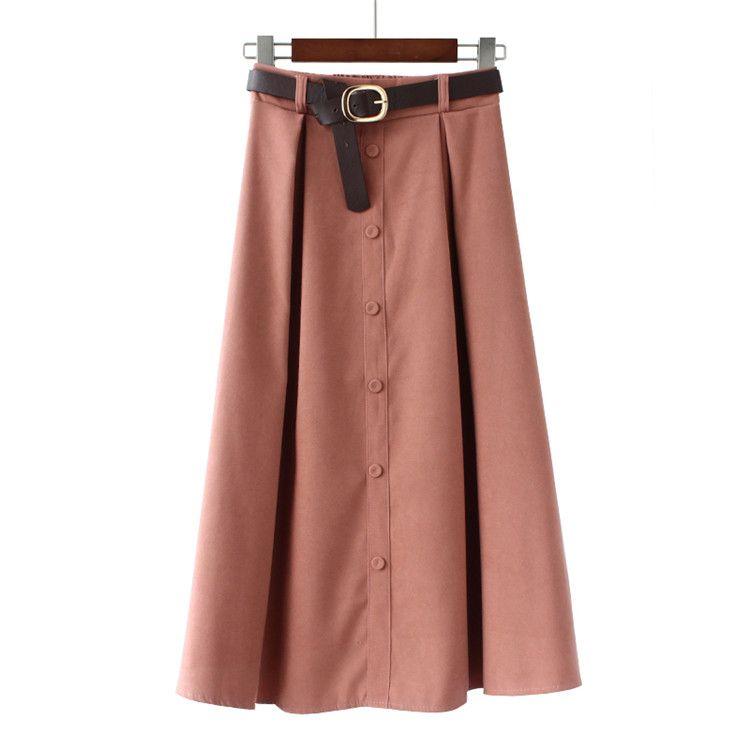 9fc1946ad2da9 2018 High Waist Women Cotton Skirts Summer Women Boho A-Line Long Skirt  Faldas Jupe Femme Midi Skirt With Belt Saia Skirts Cheap Skirts 2018 High  Waist ...