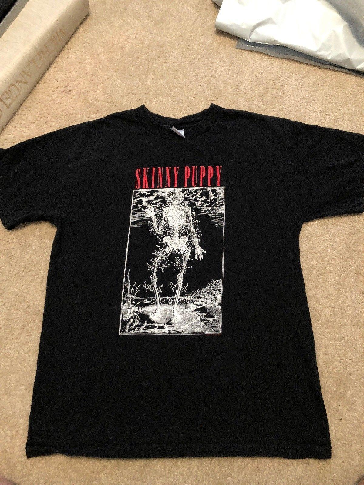 bad70c159fec Vintage T Shirt Skinny Puppy Limited Edition Reprint Size S 5XL Funny 100%  Cotton T Shirt Mens Dress Shirt Patriotic T Shirts From Pubcup, $16.24|  DHgate.