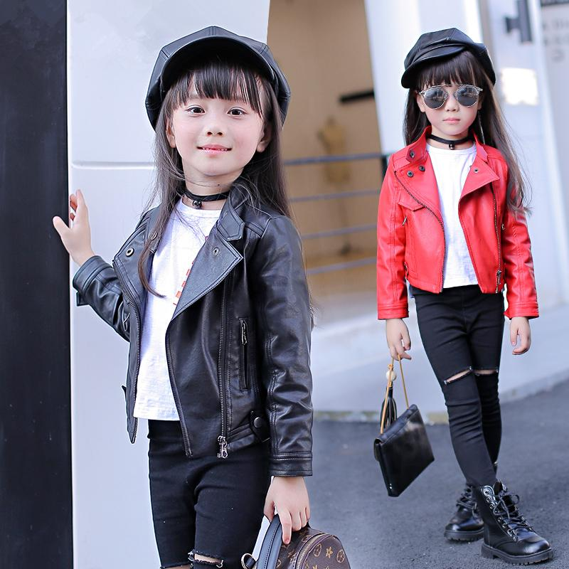 3aaeb4f59 Kids Clothes Jackets for Girls 2018 Autumn Girls Coats And Jackets ...