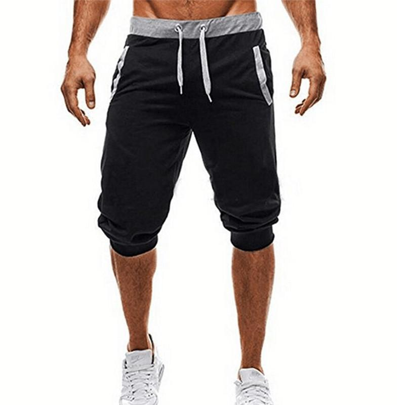 2019 Hot-Selling Mens Summer Shorts Spodenki Meskie Run Jogging Sports Fitness Gym Wear Male Short Pencil Pants Pantalon Corto D