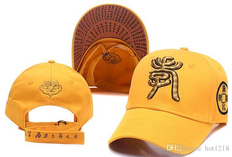 2019 New Dad Hat Luxury China Tradition Embroidery Logo Baseball Cap  Adjustable Strapback Cap Bone Snapback Sport Casquette Visor Gorras Cap  Vintage ... 2bc5dffad832
